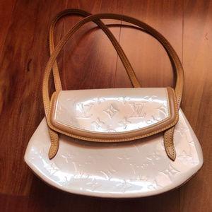 Authentic Louis Vuitton Vernis Handbag